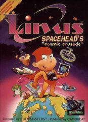 Linus Spaceheads Cosmic Crusade DMG LABEL    NINTENDO ENTERTAINMENT SYSTEM