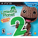 Little Big Planet 2 Collectors Edition    PLAYSTATION 3