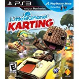 Little Big Planet Karting    PLAYSTATION 3