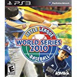 Little League World Series 2010 DISC ONLY    PLAYSTATION 3
