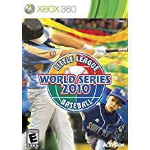 Little League World Series 2010    XBOX 360