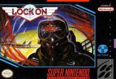 Lock On DMG LABEL    SUPER NINTENDO ENTERTAINMENT SYSTEM