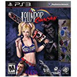 Lollipop Chainsaw    PLAYSTATION 3