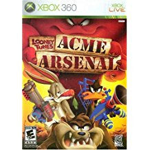 Looney Tunes Acme Arsenal    XBOX 360