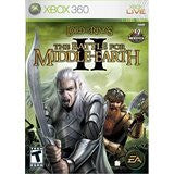 Lord Of The Rings Battle For Middle Earth II    XBOX 360