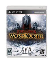 Lord Of The Rings War In The North    PLAYSTATION 3
