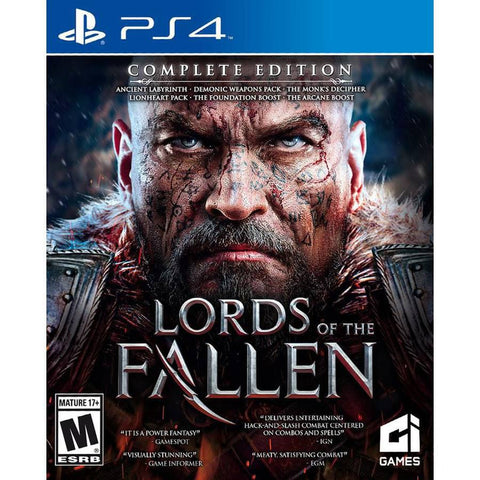 Lords of the Fallen-Complete Edition    PLAYSTATION 4