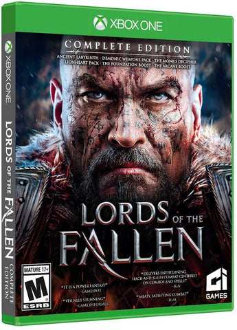 Lords of the Fallen-Complete Edition    XBOX ONE