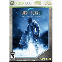 Lost Planet Collectors Edition (BC)    XBOX 360