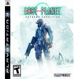 Lost Planet Extreme Condition    PLAYSTATION 3