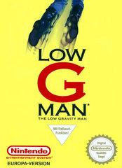Low G Man DMG LABEL    NINTENDO ENTERTAINMENT SYSTEM