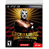 Lucha Libre AAA Heroes Del Ring    PLAYSTATION 3