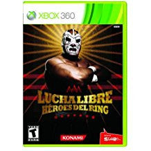 Lucha Libre AAA Heroes Del Ring    XBOX 360