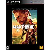 MAX PAYNE 3 SPECIAL EDITION    PLAYSTATION 3