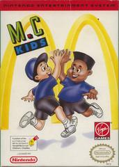MC Kids DMG LABEL    NINTENDO ENTERTAINMENT SYSTEM