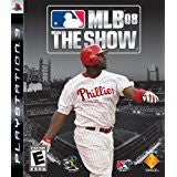MLB 08 The Show    PLAYSTATION 3