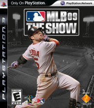 MLB 09 DISC ONLY    PLAYSTATION 3
