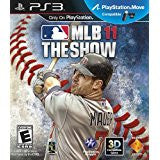 MLB 11 The Show DISC ONLY    PLAYSTATION 3