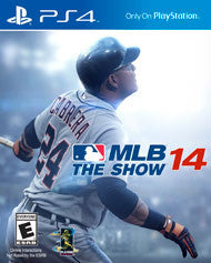 MLB 14 The Show    PLAYSTATION 4