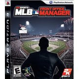 MLB Front Office Manager    PLAYSTATION 3
