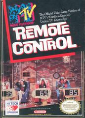 Remote Control DMG LABEL    NINTENDO ENTERTAINMENT SYSTEM