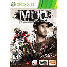 MUD-FIM Motorcross World Championship    XBOX 360