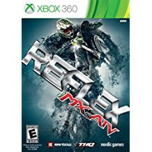 MX vs ATV Reflex (BC)    XBOX 360