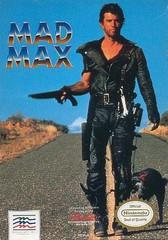 Mad Max DMG LABEL    NINTENDO ENTERTAINMENT SYSTEM