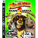 Madagascar Escape To Africa    PLAYSTATION 3