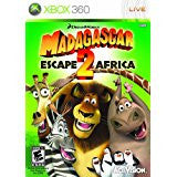 Madagascar Escape To Africa    XBOX 360