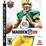 Madden NFL 09 DISC ONLY    PLAYSTATION 3