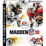 Madden NFL 10 DISC ONLY    PLAYSTATION 3