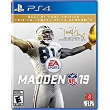 Madden NFL 19 Hall Of Fame Edition    PLAYSTATION 4