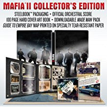 Mafia 2 Collectors Edition (BC)    XBOX 360