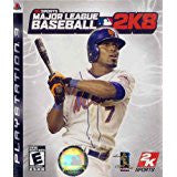 Major League Baseball 2K8    PLAYSTATION 3
