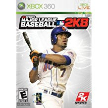 Major League Baseball 2K8    XBOX 360