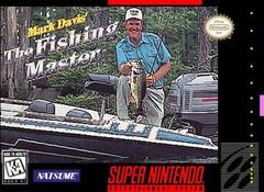 Mark Davis The Fishing Master BOXED COMPLETE    SUPER NINTENDO ENTERTAINMENT SYSTEM