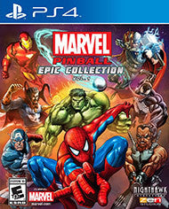 Marvel Pinball Epic Collection Vol 1    PLAYSTATION 4