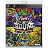 Marvel Super Hero Squad The Infinity Gauntlet    PLAYSTATION 3