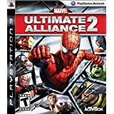 Marvel Ultimate Alliance 2    PLAYSTATION 3