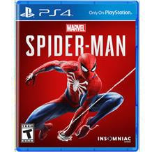 Marvels Spider-Man    PLAYSTATION 4