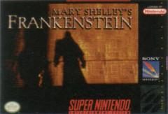 Mary Shelleys Frankenstein BOXED COMPLETE    SUPER NINTENDO ENTERTAINMENT SYSTEM