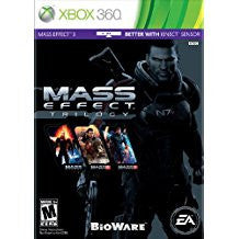 Mass Effect Trilogy (BC)    XBOX 360