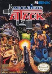 Mechanized Attack     NINTENDO ENTERTAINMENT SYSTEM