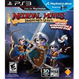 Medieval Moves Deadmunds Quest DISC ONLY    PLAYSTATION 3
