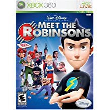 Meet The Robinsons (BC)    XBOX 360