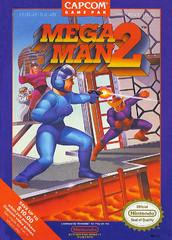 Mega Man 2 BOXED COMPLETE    NINTENDO ENTERTAINMENT SYSTEM