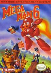 Mega Man 6     NINTENDO ENTERTAINMENT SYSTEM