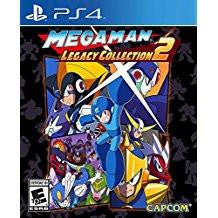 Mega Man Legacy Collection Volume 2    PLAYSTATION 4