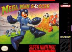 Mega Man Soccer    SUPER NINTENDO ENTERTAINMENT SYSTEM
